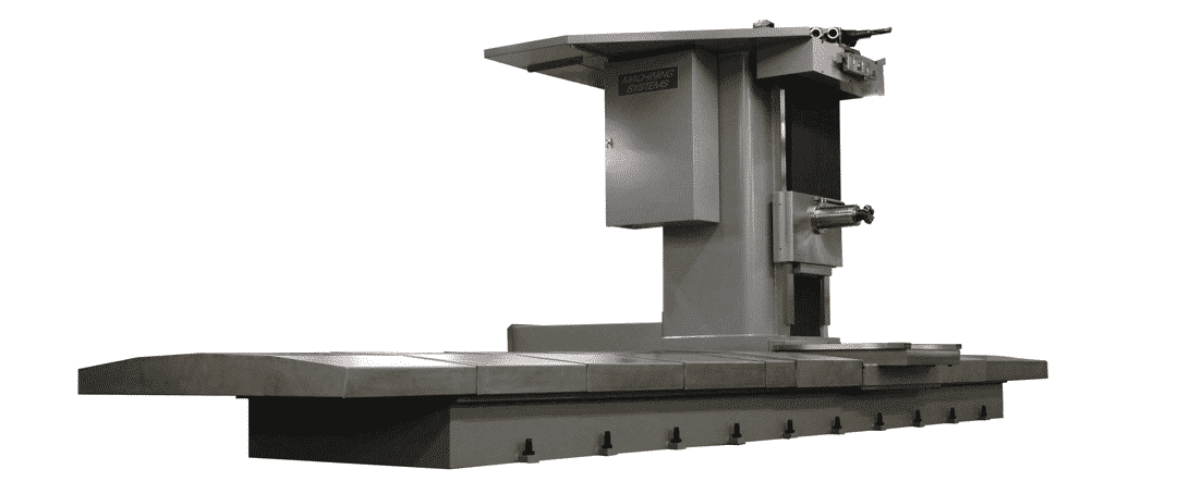 HMC-600 Horizontal Machining Center.  Mag panel view.
